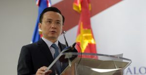 China expresa su solidaridad a David Ortiz