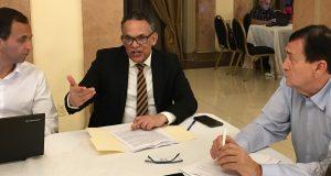 LA HABANA: Ventura Camejo participa en seminario sobre políticas locales