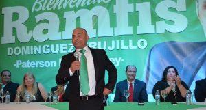 Dirigente anuncia inauguración comando campaña de Ramfis Trujillo