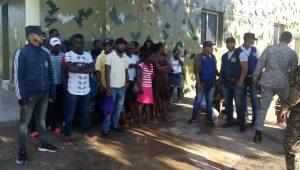 Migración deporta a 2,411 personas residían ilegalmente en R. Dominicana