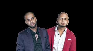 Ricky G y Ala Jaza promueven el merengue «Cupido»