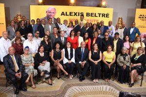 Alexis Beltré presenta plancha con la que busca presidencia de Acroarte