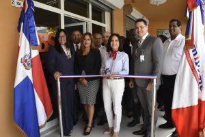 Banca Solidaria inaugura sucursalenGuerracon partida de RD$150 millones