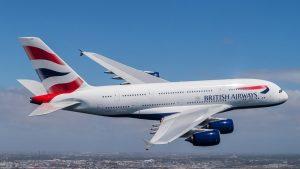 Informe turístico: British Airways tendrá nueva frecuencia Londres-Punta Cana