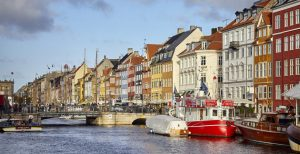 Destino: Copenhague