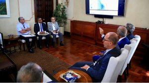 El presidente Danilo Medina coordina arranque del polo turístico de Pedernales