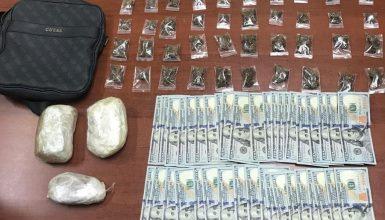 Apresan acusado de vender y promover drogas a través de las redes sociales