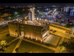 Monumento Fray Antonio de Montesinos recibe visita miles de personas