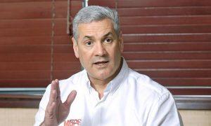Precandidato Gonzalo Castillo llama a subir el nivel del debate político en RD