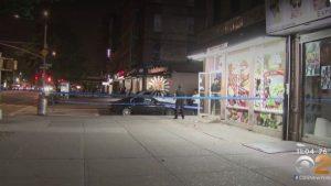 Hombre muere tiroteado entre bodega y hospital en Harlem