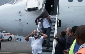 Llegan a la República Dominicana otros 34 deportados desde los Estados Unidos