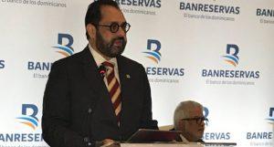Subadministrador Negocios Gubernamentales de Banreservas anuncia dimisión