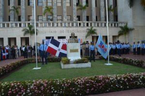 Ministerio de Educación resalta méritosde docentes a la educación dominicana
