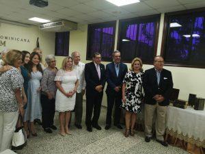 Sucesión Messina dona biblioteca a Universidad O&M