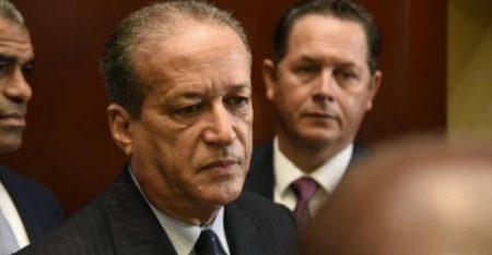 Reinaldo dice está alejado de activismo político por su salud