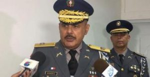 General PN regaló nevera, cama y tv a menor para que borrara fotos de celular