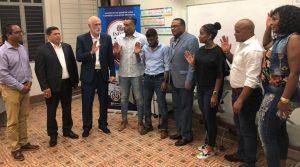 PUERTO RICO: Juramentan Asociación Dominicana de Lucha Olímpica