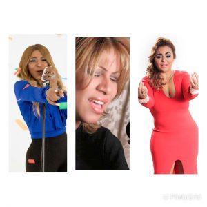 """Jacqueline Estévez, Ruth y Yohana juntas en """"Ellas son Bohemias"""""""