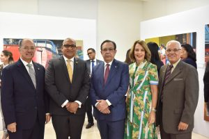 Banco Central inaugura exposición de Alberto Bass