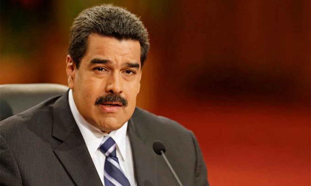 Maduro dice que nadie le