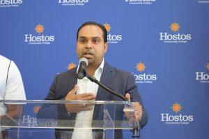 Aspirante a diputado trabajará para devolver confianza a dominicanos en el exterior