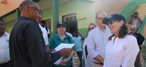 La embajadora de Estados Unidos en la Rep. Dominicana visita la línea noroeste