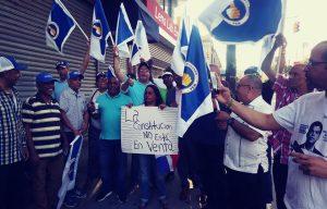 Dominicanos protestan contra reforma permita reelección presidencial en RD