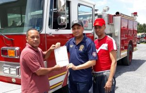 PENSILVANIA: Precandidato a diputado donará cinco camiones bomberos a RD
