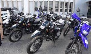 Ministerio Defensa entrega vehículos para reforzar seguridad ciudadana