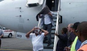Llegan a la República Dominicana otros 110 deportados desde EE.UU.