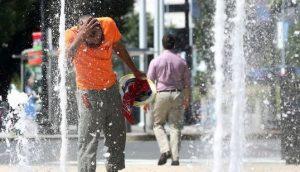 Calor extremo en EU.: 45°C, 6 muertos y 150 millones personas amenazadas