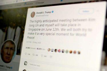 EEUU: Tribunal establece que Trump no puede bloquear a críticos en Twitter