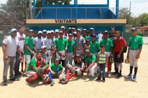 Santiago y Monte Cristi en Serie de Béisbol Escolar del Caribe