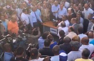 Abinader llama pueblo a ir al Congreso a impedir otra reforma Constitución