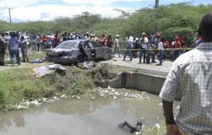 Mueren 8 haitianos indocumentados en un accidente de tráfico en R.Dominicana