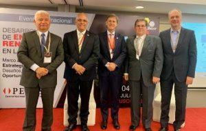 Funcionario pondera avance de RD en políticas públicas y energías renovables