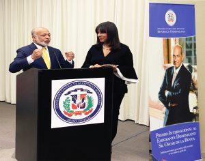 MIAMI: Consulado RD promueve Premio Internacional al Emigrante