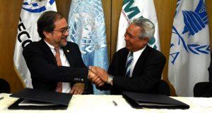 República Dominicana y el PMA firman un acuerdo para luchar contra el hambre
