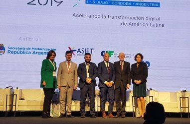 Concluye Congreso Latinoamericano de Telecomunicaciones en Argentina