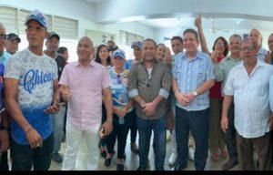 El Torito activa su precandidatura a senador de Monseñor Nouel por el PRM