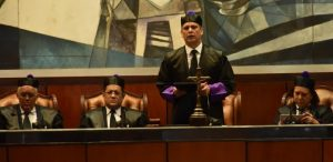 Juramentaron a 261 nuevos abogados; prometen respeto a Constitución y leyes