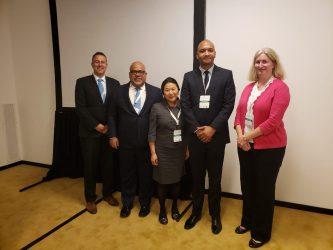 Presidente Indotel expone preparativos para llegada de la red 5G a RD