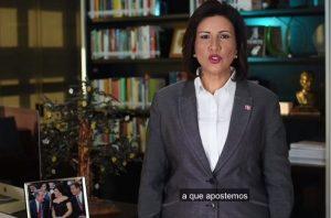 La vicepresidenta Margarita Cedeño hablará este miércoles al país