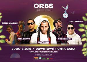 Concierto Orbs Music Festival será celebrado el sábado en Punta Cana