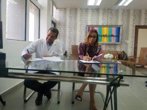 Hospital Vinicio Calventi y Fundación Pedro Martínez firman acuerdo