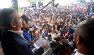Abinader presenta su precandidatura para «iniciar el cambio en R.Dominicana»