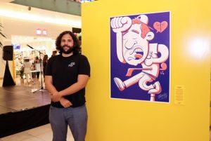 Artistas plásticos en exposición Quisqueyanos Valientes