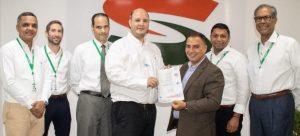 Empresa Sanut recibe certificación  internacional de calidad ISO 9001