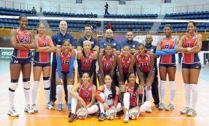 Selección femenina de voleibol en busca de obtener cupo a JJ.OO.