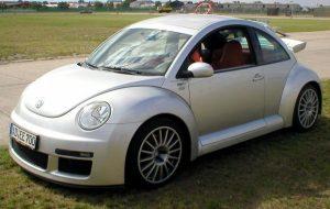 Volkswagen México deja de fabricar su emblemático modelo «New Beetle»